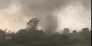"""Die Bilder der Tornado-Verwüstung: """"Es war wie im Krieg"""""""