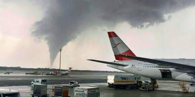 Tornado Schwechat