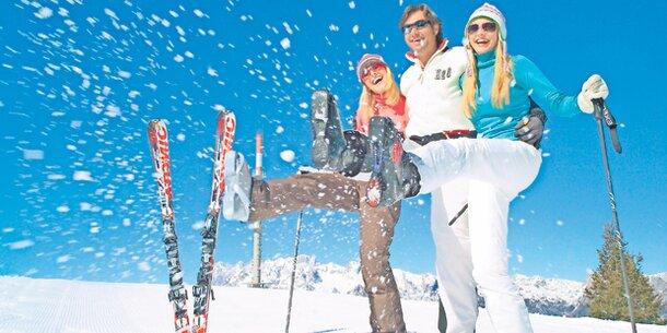 Jetzt startet die Skisaison