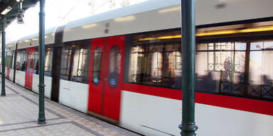 U6 U-Bahn