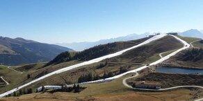 Video zeigt den Schnee-Wahnsinn in Kitzbühel