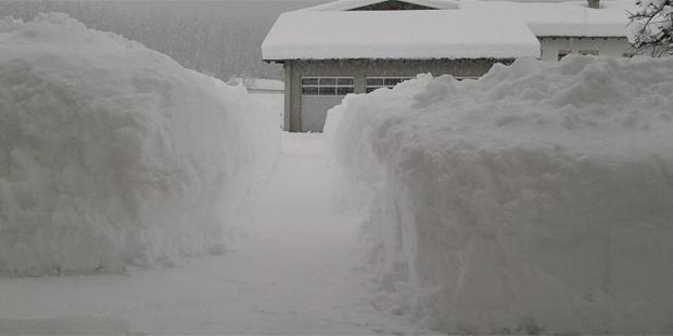 Ehrwald Tirol Schnee