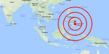 Erdbeben Philippinen Kangan