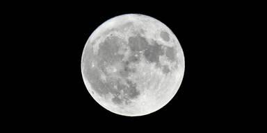 Mond Wien Supermond
