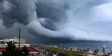 Hagibis Taifun Japan