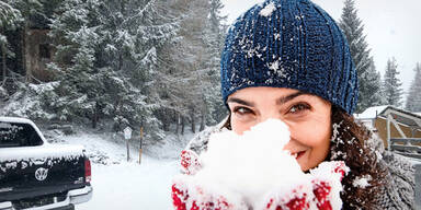 Jetzt kommen Regen und Schnee | So wird das Wetter in dieser Woche in Österreich
