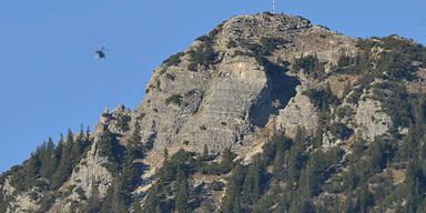 69-Jähriger stürzte 150 Meter in Tirol in den Tod