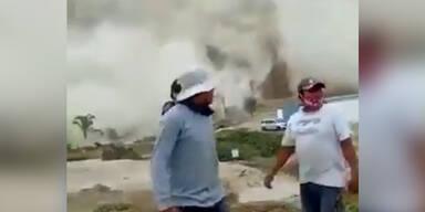 Schweres Erdbeben erschüttert den Norden von Peru