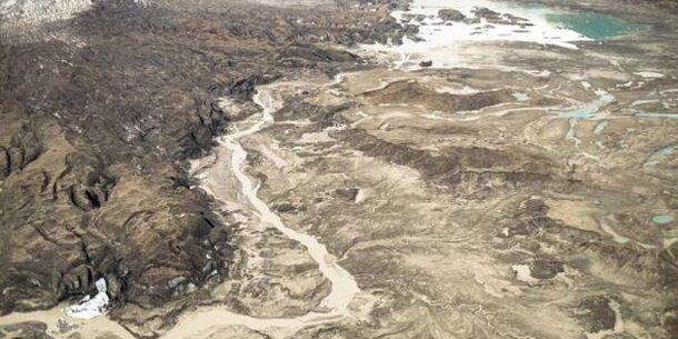 Riesiger Fluss verschwindet in nur vier Tagen - DAS steckt dahinter