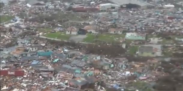 """Inzwischen 50 Tote auf Bahamas nach Hurrikan """"Dorian"""""""