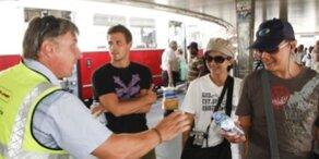 Hitze: Wiener Linien verteilten Wasser