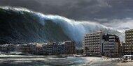 Monster-Tsunami könnte Europa treffen