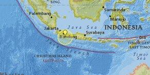 Tsunami-Warnung nach Beben