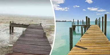 Irma Bahamas Long ISland Beach