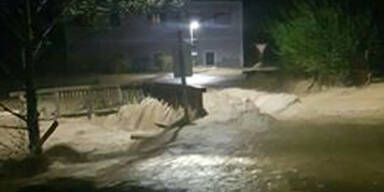 Graz Überflutung