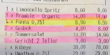 """""""Frechheit"""" - Shitstorm gegen Wucher-Wirt in Tirol"""