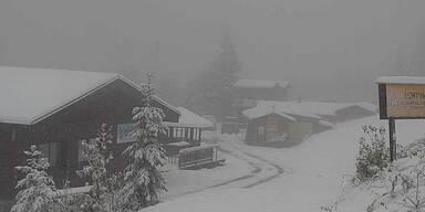 Wetter in Niederoesterreich: So viel Schnee liegt jetzt schon