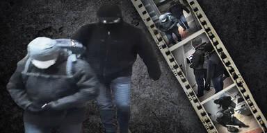 Coup in gleich drei Banken: So knackten die Plünderer die Schließfächer
