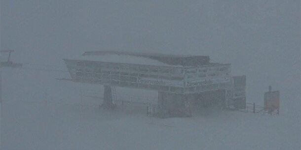Skigebiete bleiben geschlossen