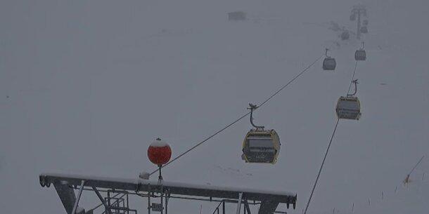 Ganzes Ski-Gebiet im Zillertal evakuiert