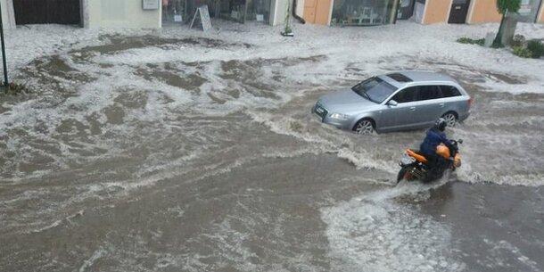 Steiermark: Schwere Unwetter sorgen für Chaos