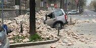 15-Jährige starb nach Erdbeben in Zagreb