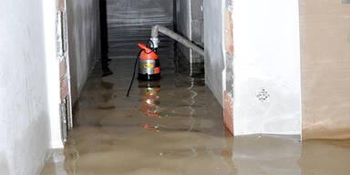 Leopoldsdorf NÖ Überschwemmungen