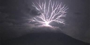 Volcan de Agua Guatemala Vulkan