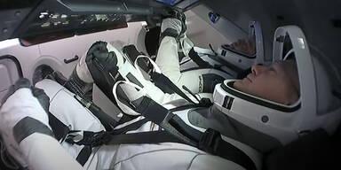 SpaceX Behnken und Douglas Hurley