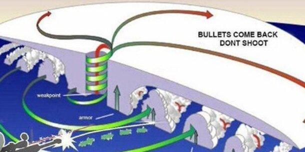 Polizei warnt: 'Nicht auf Hurrikan schießen'