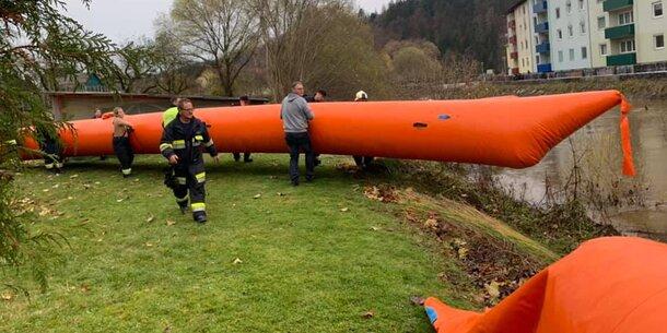 Kärnten: Jetzt auch noch Hochwasser-Alarm