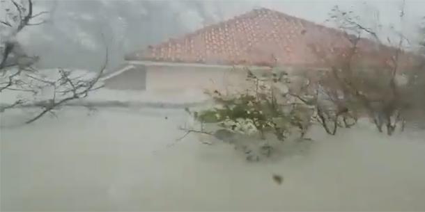 'Die reinste Hölle': Hurrikan 'Dorian' verschluckt die Bahamas