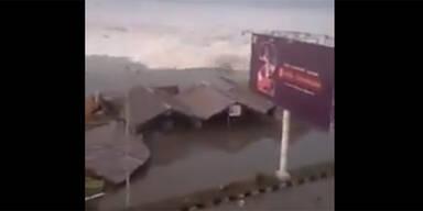 Indonesien Tsunami Sulawesi