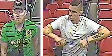 Polizei jagt Corona-Schläger aus ÖBB-Zug