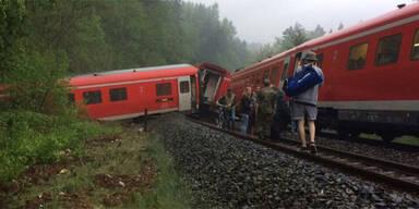 Regionalzug Thüringen