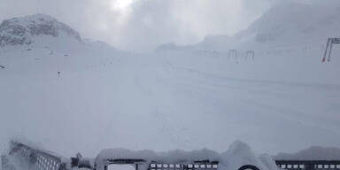 Staubai Gletscher