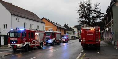 Unwetter Steiermark Gratkorn-Markt