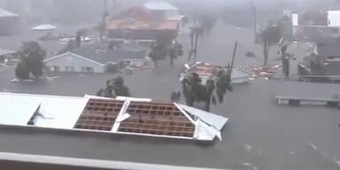 Hurrikan Michael Mexico beach Florida