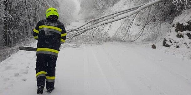 Schneewalze: Leichtes Aufatmen in Osttirol