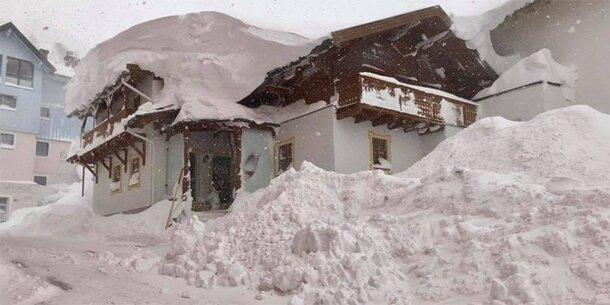 Die Schnee-Lage im LIVE-TICKER
