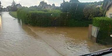 St. Pölten Überflutungen