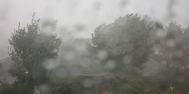 Unwetter GRaz
