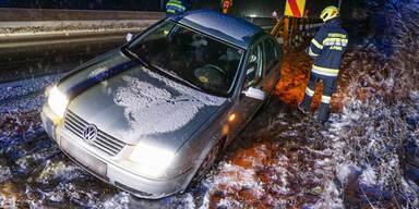 Zöbern Unfall Schnee