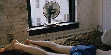 Ventilator Schlafzimmer