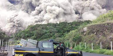 Vulkan Guatemala