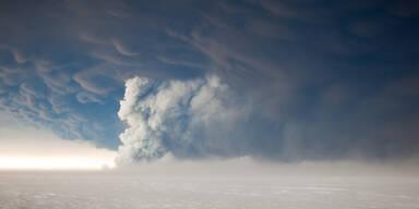 Vulkanasche Island