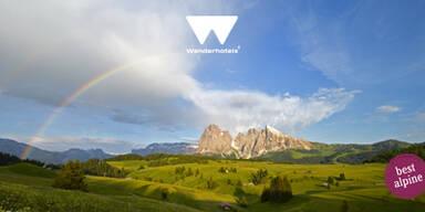 Wanderhotels - Regenbogen2