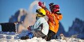 Mit den Kids in die Berge