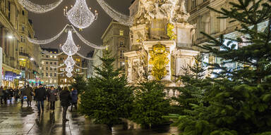 Weihnachten Wien kein Schnee