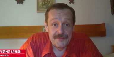 Werner Gruber im Interview